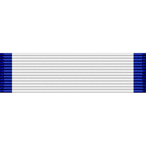 Louisiana National Guard Cross of Merit Medal Ribbon