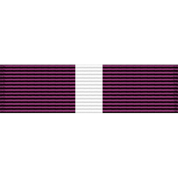 Missouri National Guard Meritorious Service Medal Ribbon