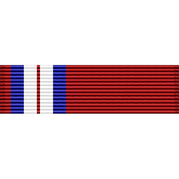 Colorado National Guard Commendation Ribbon