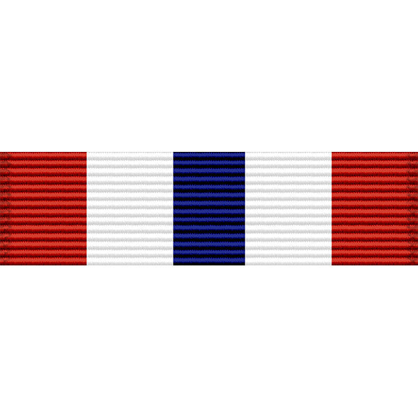 Virginia National Guard Perfect Attendance Ribbon