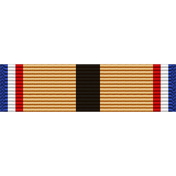 Delaware National Guard National Defense Service Ribbon