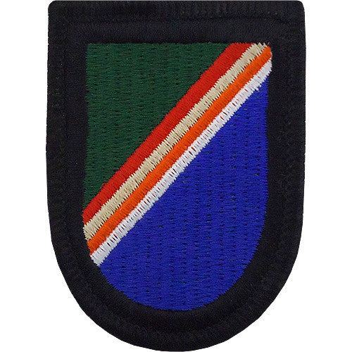75th Ranger Regiment Headquarters Beret Flash
