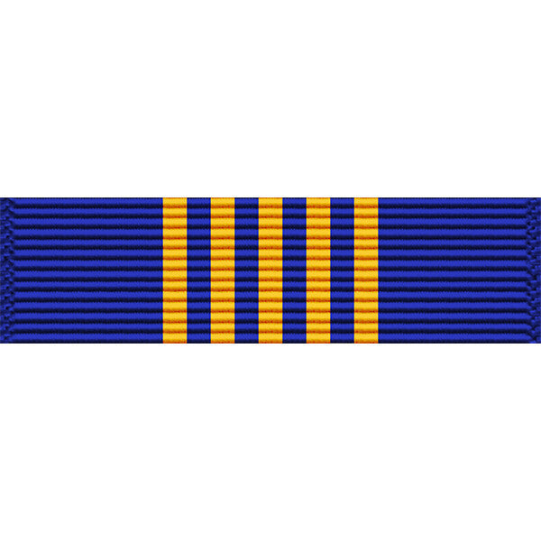 West Virginia National Guard Commendation Medal Ribbon