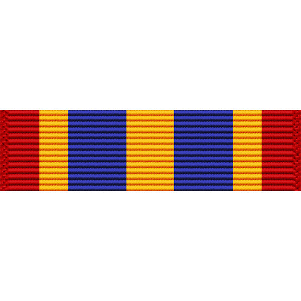 Arizona National Guard Distinguished Service Medal Ribbon