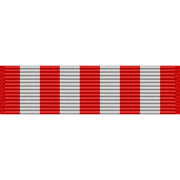Ohio National Guard Distinguished Service Medal Ribbon