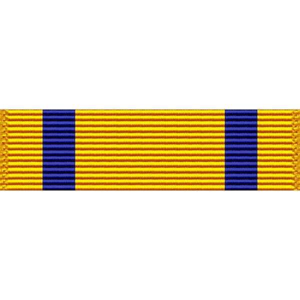 Colorado National Guard State Emergency Service Ribbon