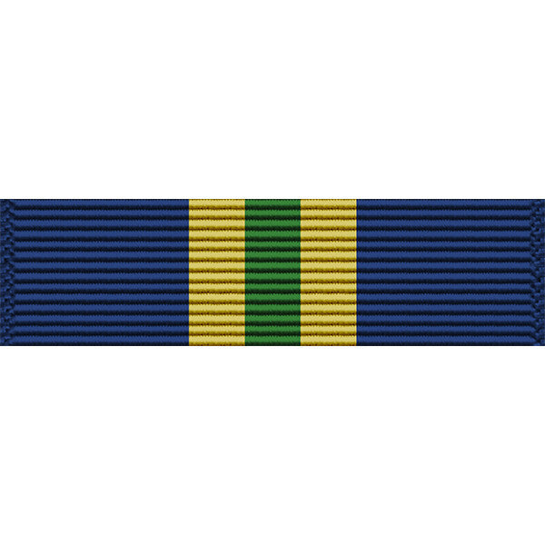 Alaska National Guard State Service Medal Ribbon