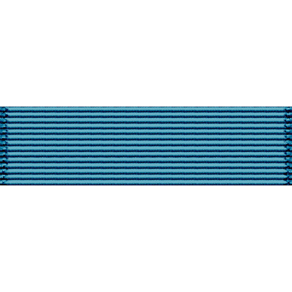 Virgin Islands National Guard Long and Faithful Service Ribbon