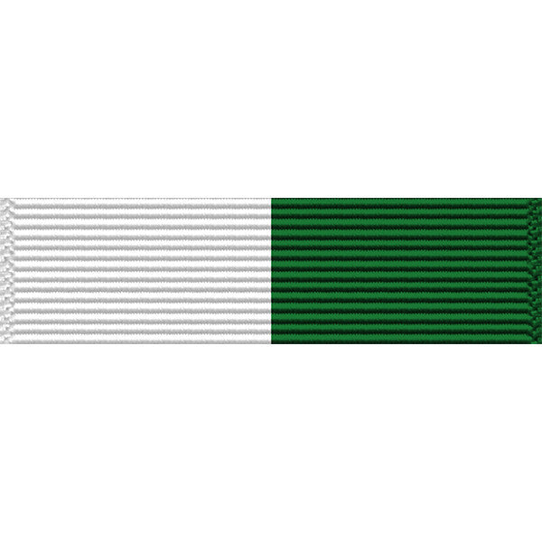 Oklahoma National Guard Long Service (5-Year) Medal Ribbon