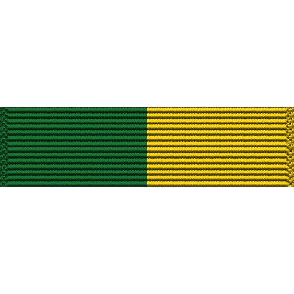 Vermont National Guard State Special Duty Ribbon