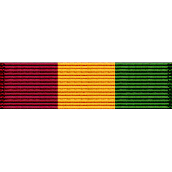 Nebraska National Guard Outstanding Citizen Soldier Medal Ribbon