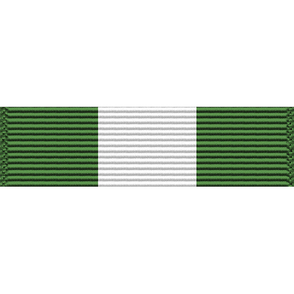 Oklahoma National Guard Long Service (10-Year) Medal Ribbon