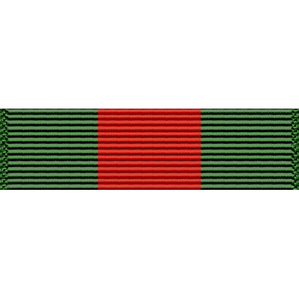 Puerto Rico National Guard War Service Ribbon