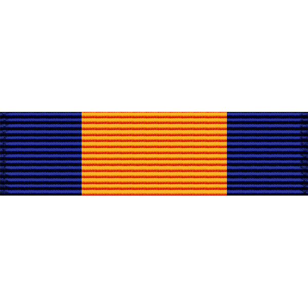 New York National Guard Humane Service Medal Ribbon