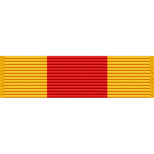 Oklahoma National Guard Good Conduct Ribbon