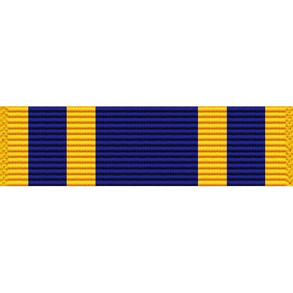 Pennsylvania National Guard Service Medal Ribbon