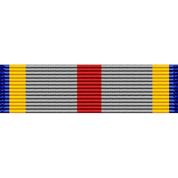 Nevada National Guard Emergency/Humanitarian Service Ribbon