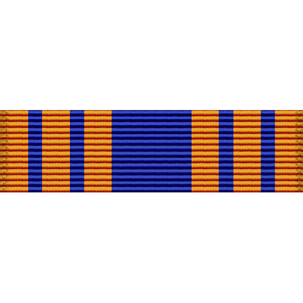 New Jersey National Guard Good Conduct Ribbon