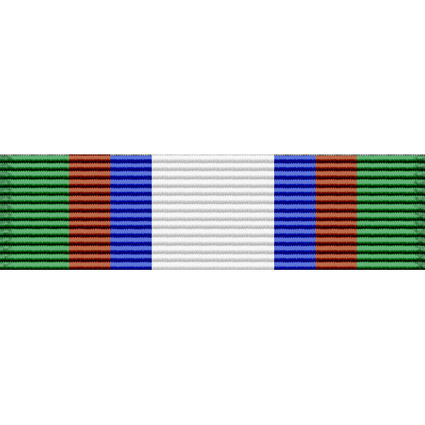 Montana National Guard Campaign Ribbon