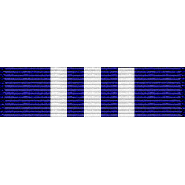 Nebraska National Guard Commendation Medal Ribbon