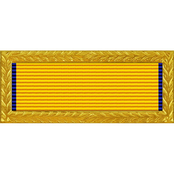 California National Guard Governor's Outstanding Unit Citation (with Gold Frame)