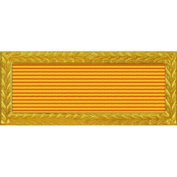 New Mexico National Guard Outstanding Unit Citation (with Gold Frame)