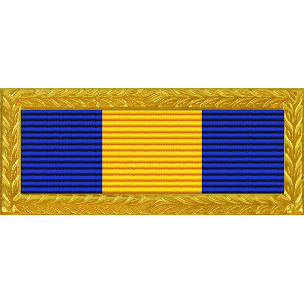 South Dakota National Guard Unit Citation (with Gold Frame)