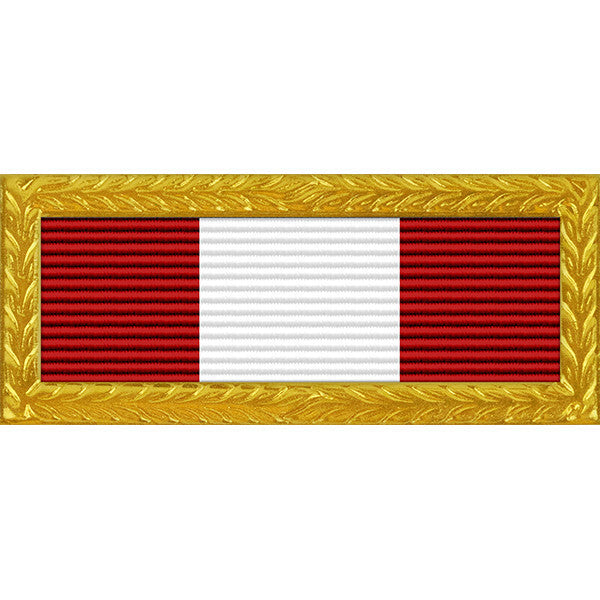 South Dakota National Guard Distinguished Unit Award (with Gold Frame)