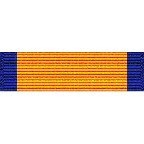 Oregon Meritorious Service Medal Ribbon