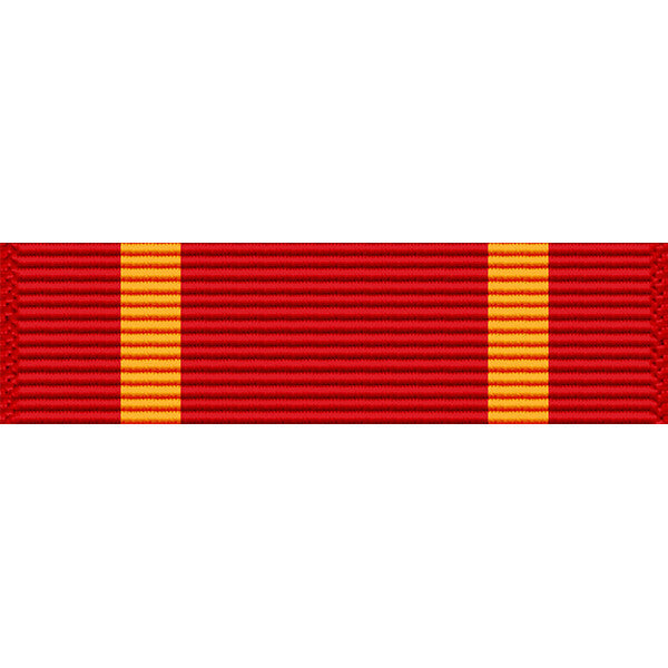 Oregon National Guard Emergency Service Medal Ribbon