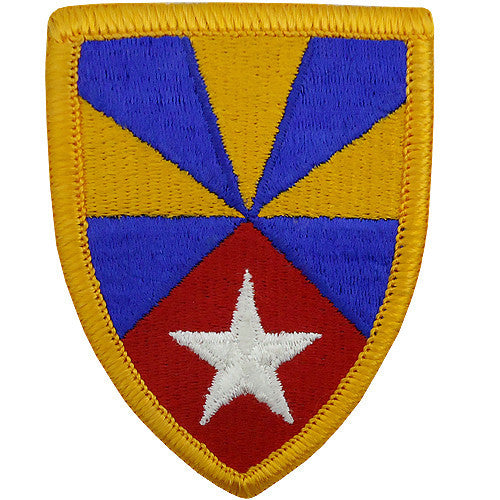 7th Army Support Command Class A Patch