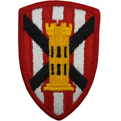 7th Engineer Brigade Class A Patch