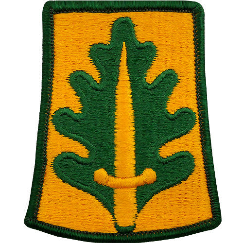 333rd Military Police Brigade Class A Patch