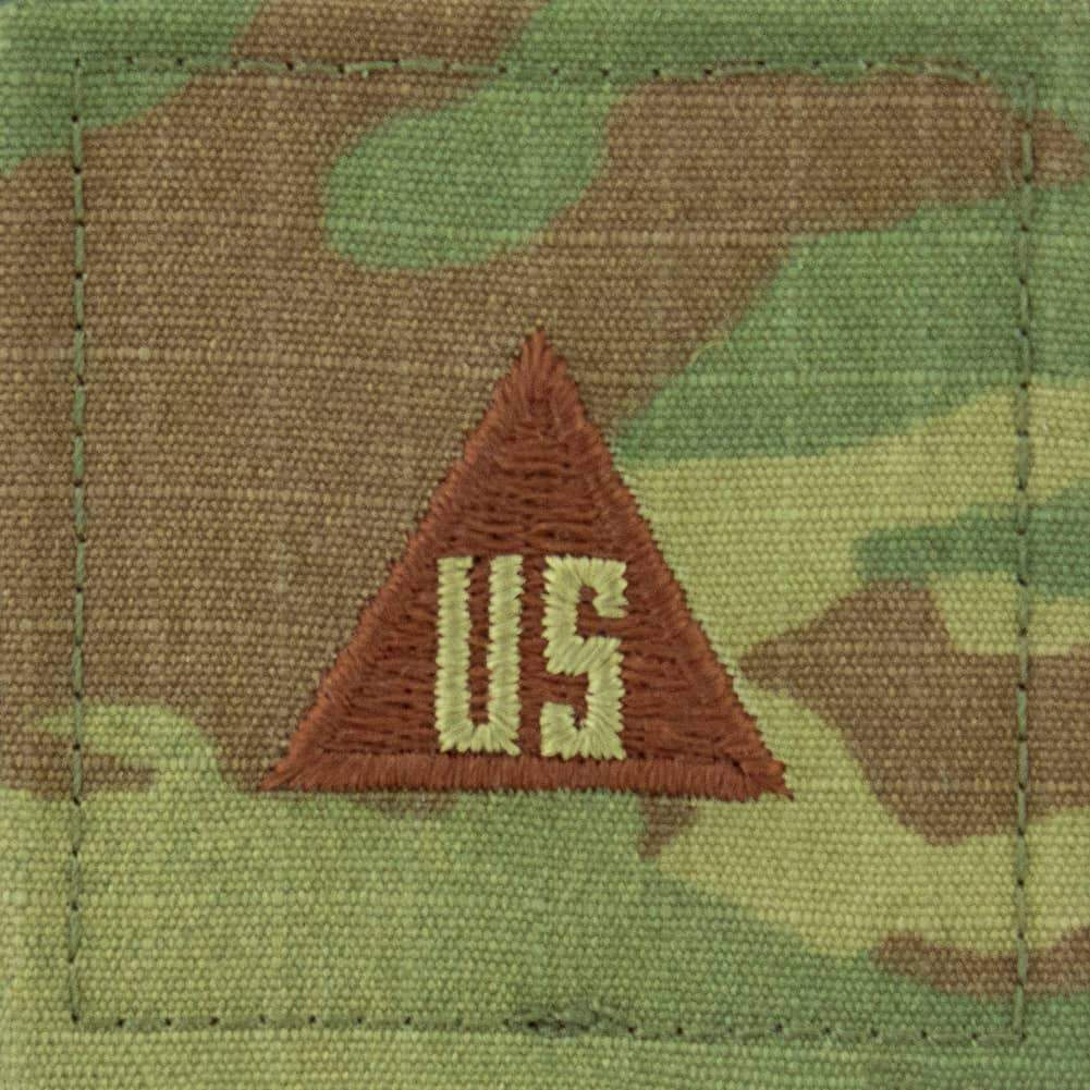 US Civilian in the Field Patch - Air Force - OCP