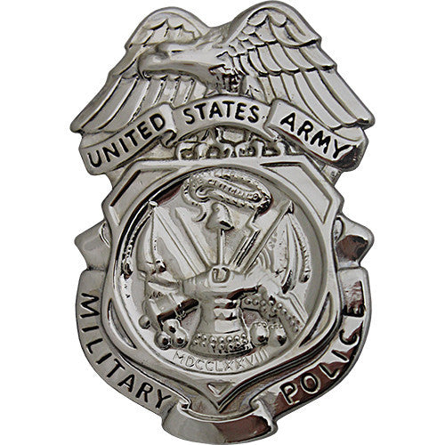 Army Military Police Badge