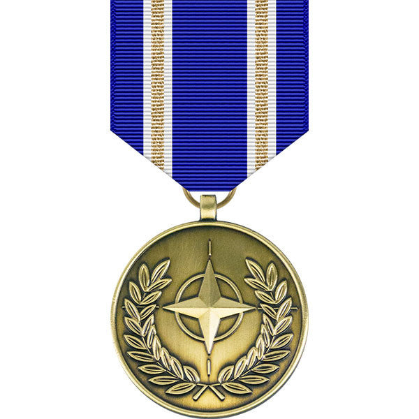 NATO Article 5 Active Endeavour Medal