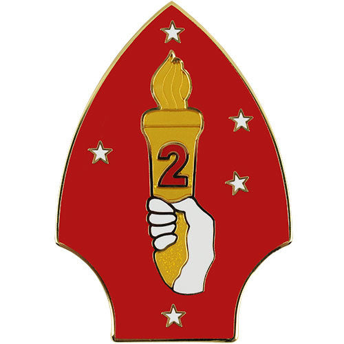 2nd Marine Division Combat Service Identification Badge