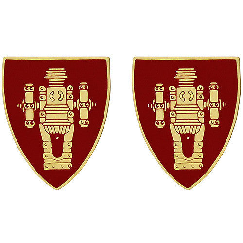 Field Artillery School Unit Crest (No Motto)