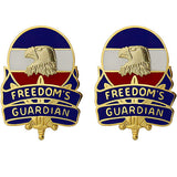 Forces Command (FORSCOM) Unit Crest (Freedom's Guardian)