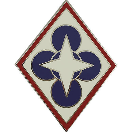 Combined Arms Support Command (CASCOM) Combat Service Identification Badge