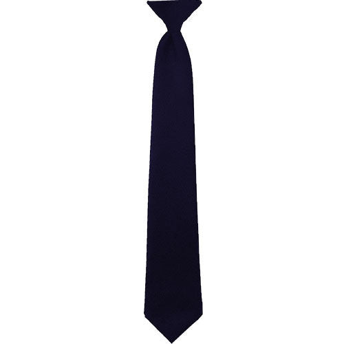 Herringbone Clip-On Tie