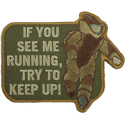 If You See Me Running EOD MultiCam (OCP) Patch