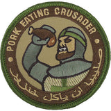 Pork Eating Crusader MultiCam (OCP) Patch