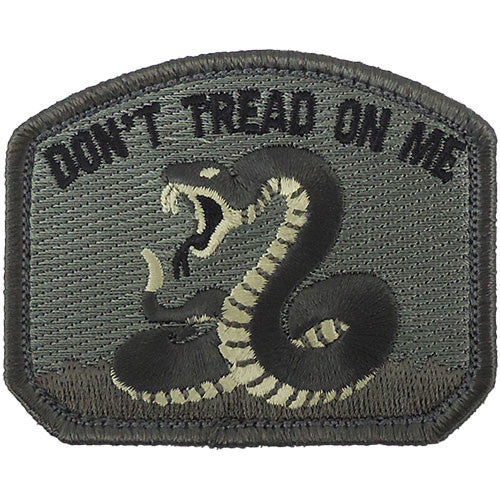 Don't Tread On Me ACU Patch