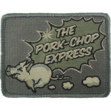 Pork-Chop Express ACU Patch