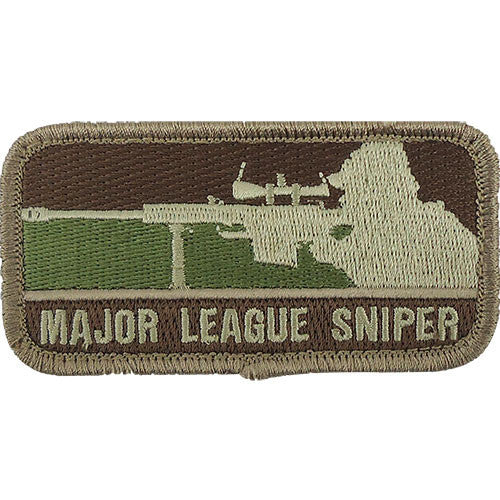 Major League Sniper MultiCam (OCP) Patch