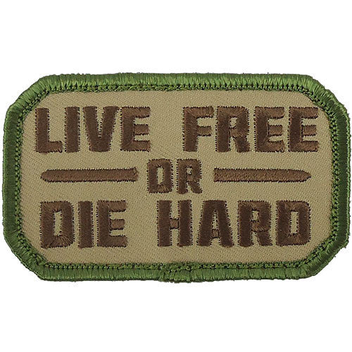 Live Free Or Die Hard MultiCam (OCP) Patch