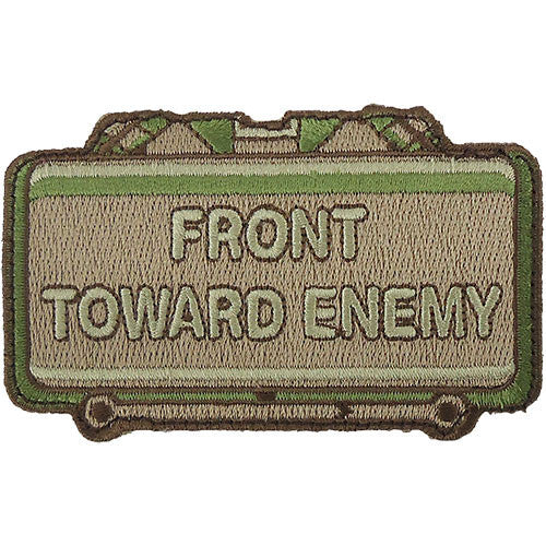 Front Toward Enemy Claymore MultiCam (OCP) Patch