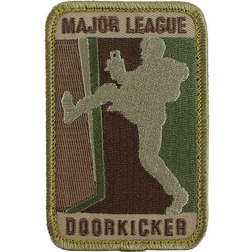 Major League Doorkicker Large MultiCam (OCP) Patch