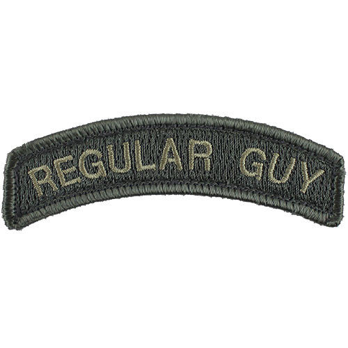 Regular Guy Tab ACU Patch